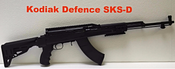 Kodiak Defence 7.62x39 Rifle KD