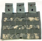 Unissued US 3 Mag Molle Pouch - Digital Camo.
