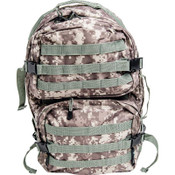 ExtremePak™ Digital Camo Water-Resistant, Heavy-Duty Army Backpack