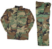 US Army Chemical Suit Small