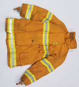 Bacou-Dalloz Firefighter Turnout Coat - 76/40