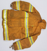 Bacou-Dalloz Firefighter Turnout Coat - 7640 (2)