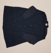 CFS Wool Button Up Sweater - Blue