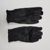 CFS Black Leather Gloves