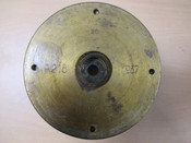 WW2 Era German 10.5 CM Light Howitzer Casing (Nazi Marked) 1937 Stamped
