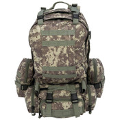 Extreme Pak™ 4pc Digital Camo Backpack