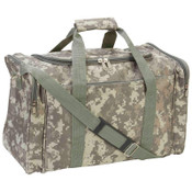 "Extreme Pak™ Digital Camo Water-Resistant 17"" Duffle Bag"