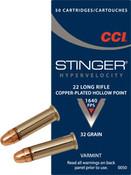 CCI Stinger .22LR 500rds