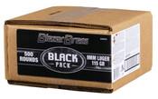 Blazer Brass Black Pack 9mm 115gr FMJ 500rds
