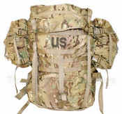 Surplus US Molle Large Rucksack (Multicam) - Good Condition