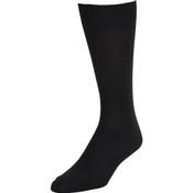 Black Sock Liner Medium - New
