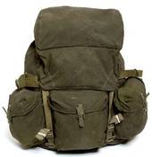 Canadian Forces Ruck Sack (Frame & Straps Not Included) Free With Any Surplus Order over $50.00!