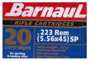 Barnaul 62 Grain 223 Rem SP 1000 Rounds