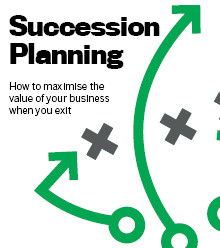 Succession Planning (available for immediate download)