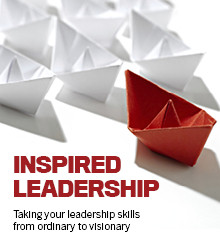 Inspired leadership (available for immediate download)