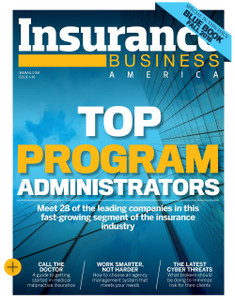 2016 Insurance Business America November issue (available for immediate download)