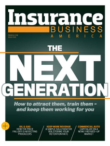 2015 Insurance Business America June issue (available for immediate download)