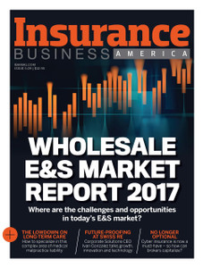 2017 Insurance Business America October issue