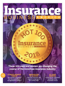 2018 Insurance Business America January issue (available for immediate download)