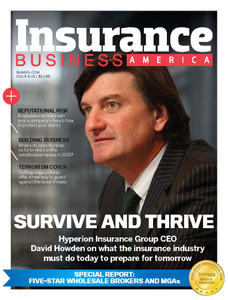 2018 Insurance Business America April issue (available for immediate download)