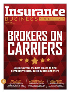 2018 Insurance Business America Aug  issue (available for immediate download)