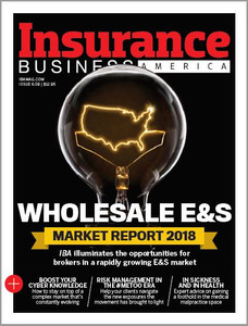 2018 Insurance Business America Oct  issue (available for immediate download)