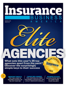 2015 Insurance Business America November issue (available for immediate download)