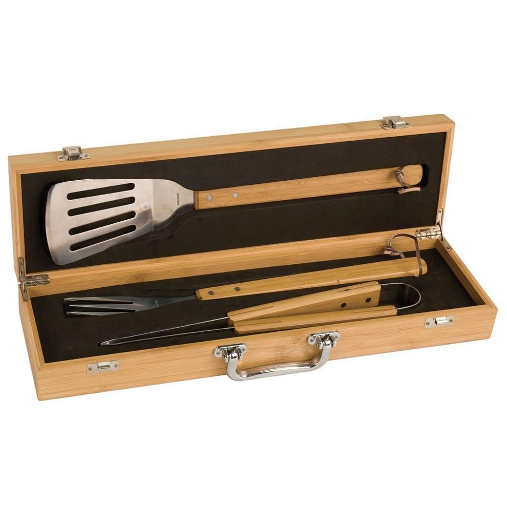 BBQ02 grilling tool set