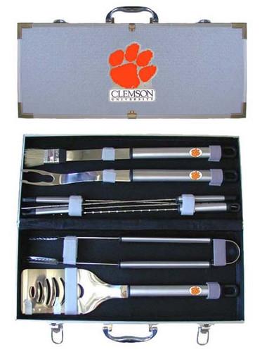 Clemson Tigers BBQ Tool Set