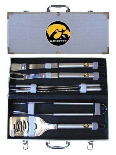 Iowa Hawkeyes BBQ Tool Set