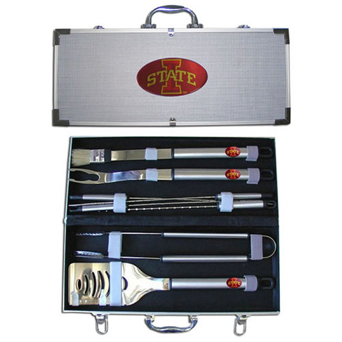 Iowa State Cyclones BBQ Tool Set