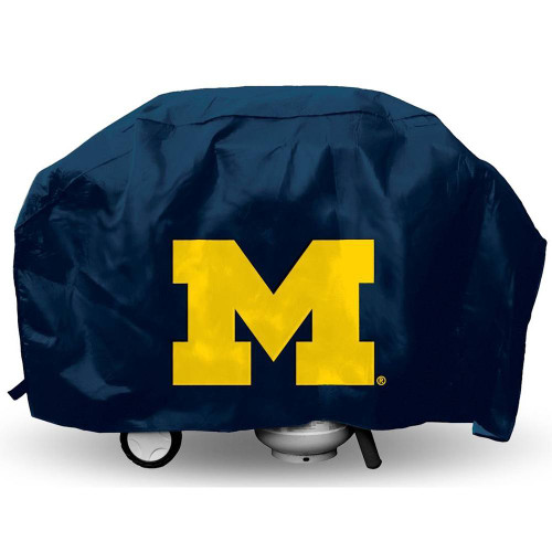 Michigan Wolverines Grill Cover
