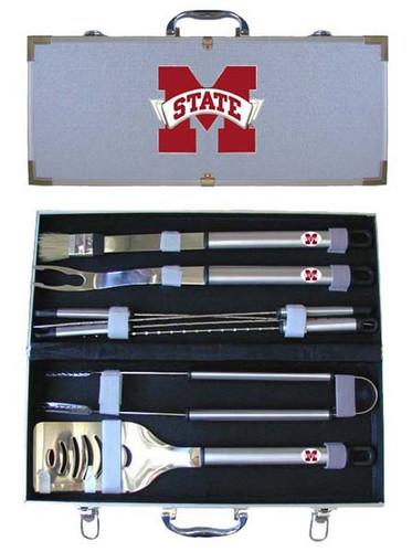 Mississippi State Bulldogs BBQ Tool Set