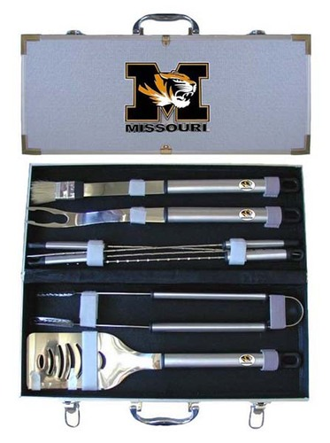 Missouri Tigers BBQ Tool Set
