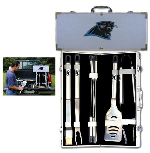 Carolina Panthers BBQ Tool Set