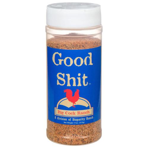 Good Shit BBQ Rub