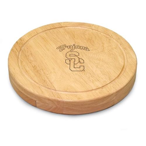 USC Trojans Engraved Cutting Board