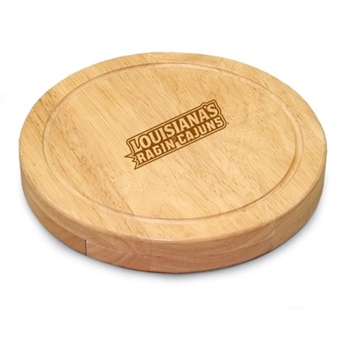 Louisiana Lafayette Ragin Cajuns Engraved Cutting Board