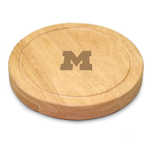 Michigan Wolverines Engraved Cutting Board