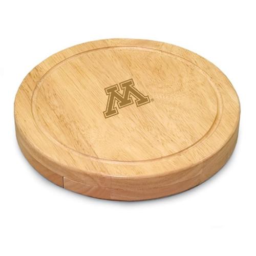 Minnesota Golden Gophers Engraved Cutting Board