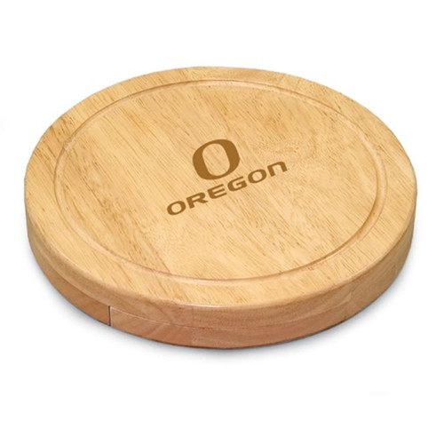 Oregon Ducks Engraved Cutting Board