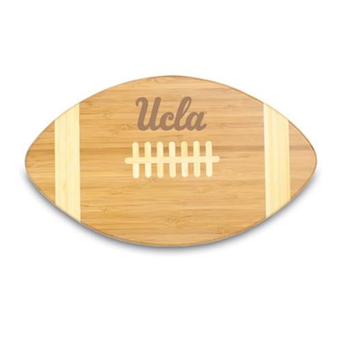 UCLA Bruins Engraved Football Cutting Board
