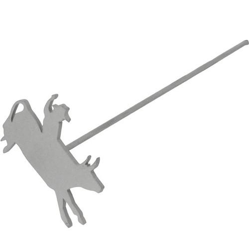 Mini Bull Rider Branding Iron