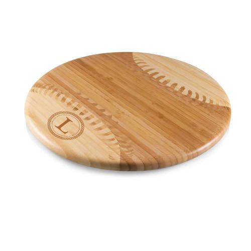 Celtic Circle Personalized Baseball Cutting Board