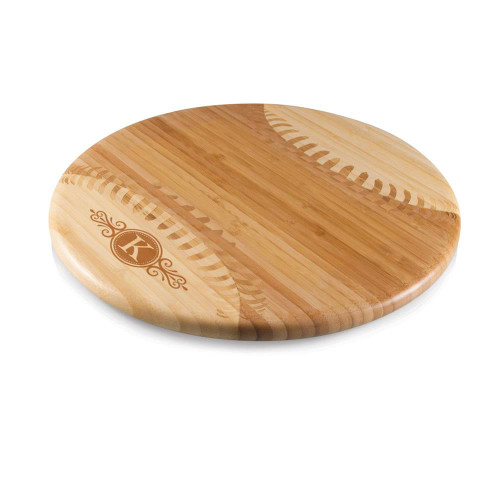 Wilshire Personalized Baseball Cutting Board