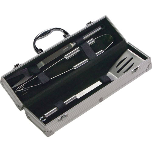 Picnic Plus 3 pc BBQ Tool Set PSM-203