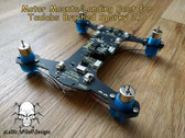 Motor Mount/Landing Feet for Taulabs Brushed Sparky 2.0 (Free Download)