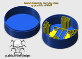 Round Inductrix Carrying Case (Free Download)