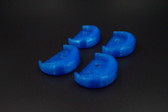 Hyperlite feet / tip guards - set of 4, made from TPU (BMC 3D)