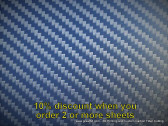 Carbon Fiber Sheet  - Twill Weave - Matte Finish